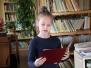 Konkurs Pięknego Czytania w Strzyżewie 2018