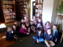 Lekcja biblioteczna w Wielowsi